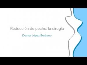Reducción de pecho: la cirugia