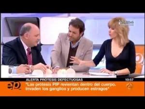 Dr López Burbano habla sobre las prótesis PIP