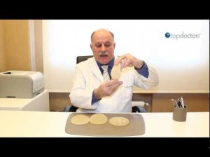 Aumento de pecho: tipos de Implantes