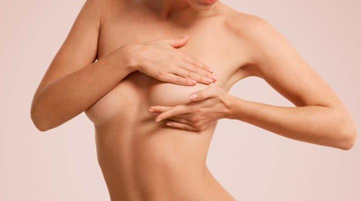 la fisioterapia después de una cirugía de aumento de pecho