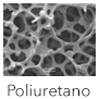 Superficie de poliuretano implantes mamarios