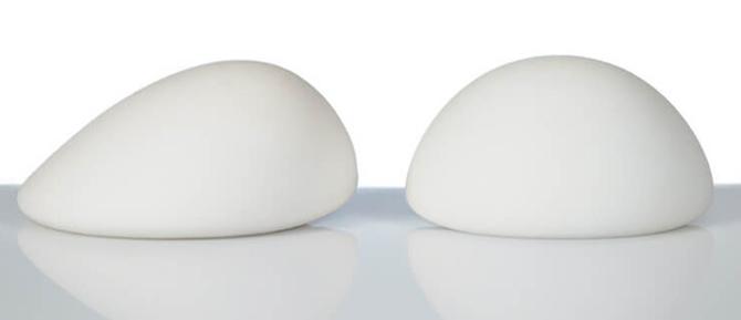 Implantes mamarios de bajo peso prótesis B-Lite